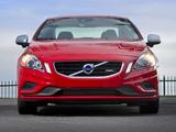 Volvo S60 T6 R-Design US-spec 2010–13 images