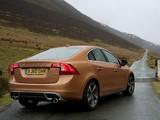 Volvo S60 D5 R-Design UK-spec 2010–13 images