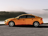 Volvo S60 2010–13 photos