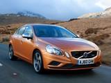 Volvo S60 D5 R-Design UK-spec 2010–13 pictures