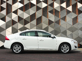 Volvo S60 D3 UK-spec 2010–13 wallpapers