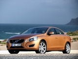 Volvo S60 T6 2010–13 wallpapers