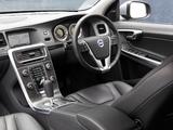 Volvo S60 T6 AU-spec 2011 images