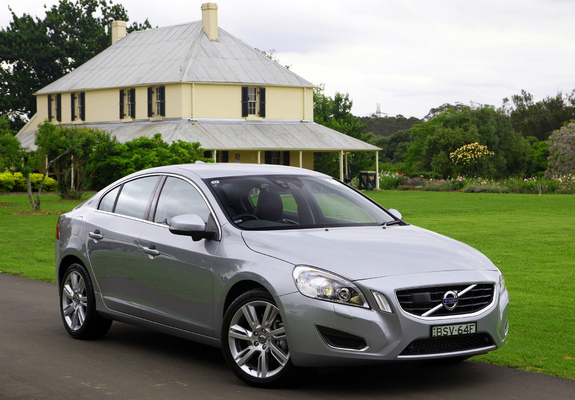 volvo s60 t6 au spec 2011 photos. Black Bedroom Furniture Sets. Home Design Ideas