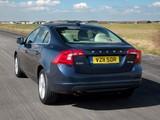 Volvo S60 DRIVe UK-spec 2011–13 pictures