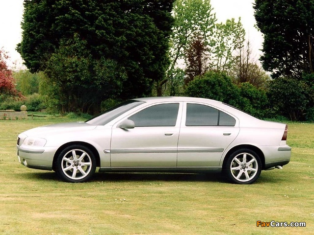 Volvo S60 Wallpapers 640x480
