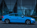 Volvo S60 T6 R-Design 2010–13 wallpapers