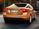 Volvo S60 2010–13 wallpapers