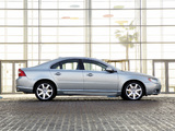 Images of Volvo S80 UK-spec 2006–09