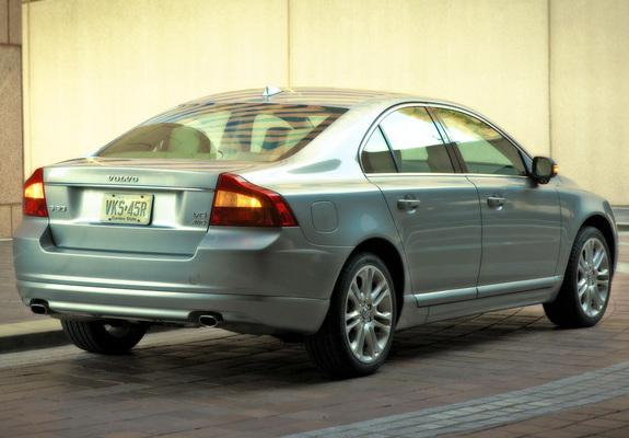 Images Of Volvo S80 V8 Us Spec 2007 09