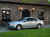 Images of Volvo S80 2.0T 2010–11