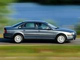 Photos of Volvo S80 1998–2003