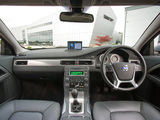 Photos of Volvo S80 D3 UK-spec 2009–11