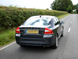 Photos of Volvo S80 D5 UK-spec 2009–11
