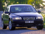 Pictures of Volvo S80 1998–2003