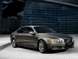 Pictures of Volvo S80L 2009–11