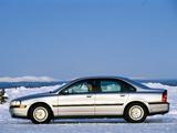 Volvo S80 1998–2003 photos