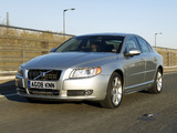 Volvo S80 UK-spec 2006–09 images