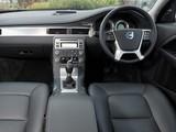 Volvo S80 DRIVe Efficiency UK-spec 2009–11 pictures