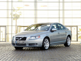 Volvo S80 UK-spec 2006–09 wallpapers