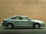 Volvo S80 V8 US-spec 2007–09 wallpapers