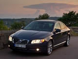 Volvo S80 3.2 AWD 2009–11 wallpapers