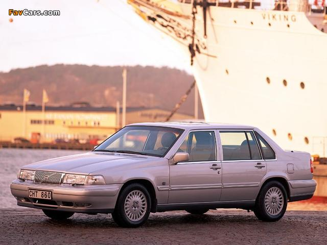 Images of Volvo S90 1997–98 (640 x 480)