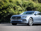 Images of Volvo S90 D5 Inscription AU-spec 2017