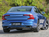 Photos of Volvo S90 T6 R-Design MY-spec 2017