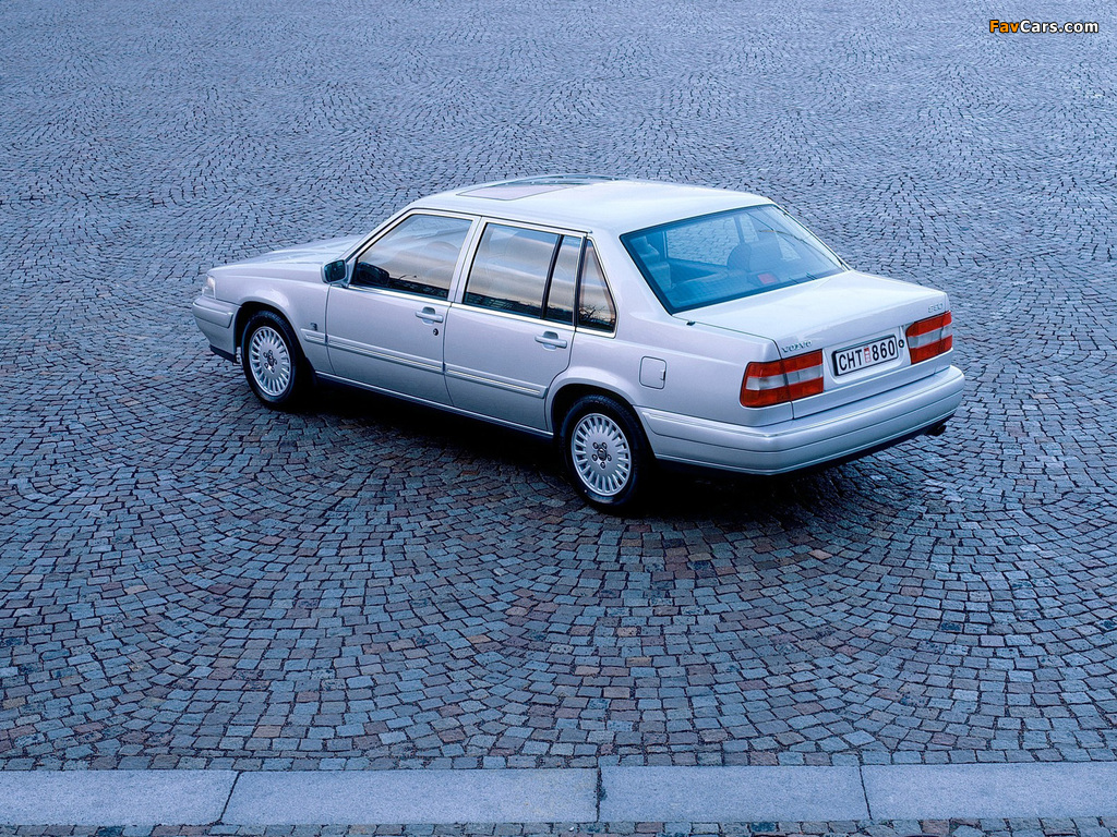 Pictures of Volvo S90 1997–98 (1024 x 768)