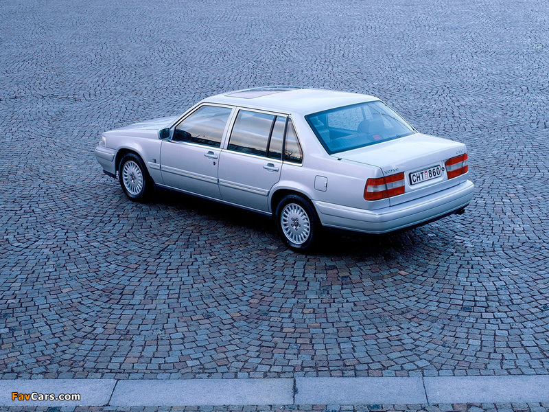 Pictures of Volvo S90 1997–98 (800 x 600)