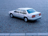 Pictures of Volvo S90 1997–98