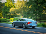Volvo S90 T6 Inscription North America 2016 pictures
