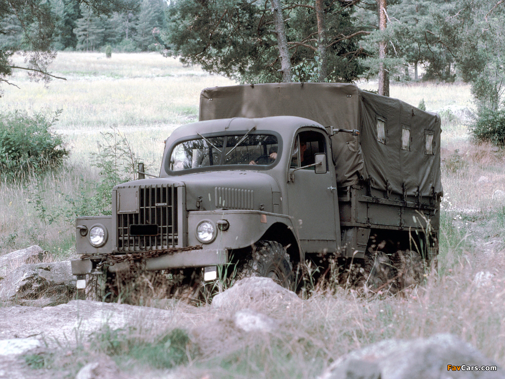 Volvo TL22 1954–59 images (1024 x 768)