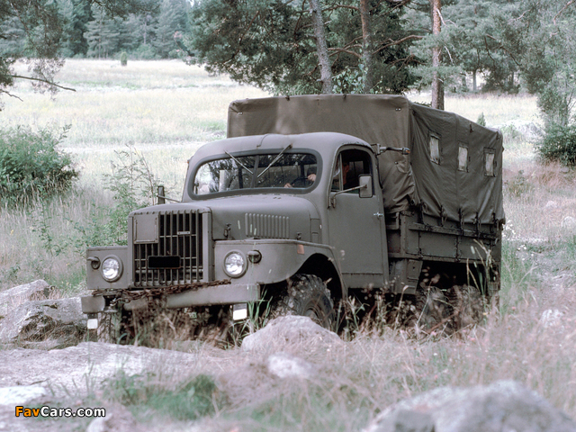 Volvo TL22 1954–59 images (640 x 480)