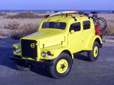 Volvo TP21 Hogster 1953–58 wallpapers