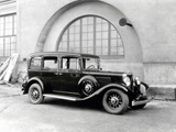 Photos of Volvo TR701 Taxi 1935