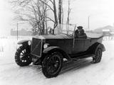 Images of Volvo ÖV4 1927–29