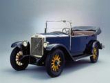 Photos of Volvo ÖV4 1927–29