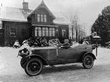 Volvo ÖV4 1927–29 photos