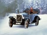 Volvo ÖV4 1927–29 pictures