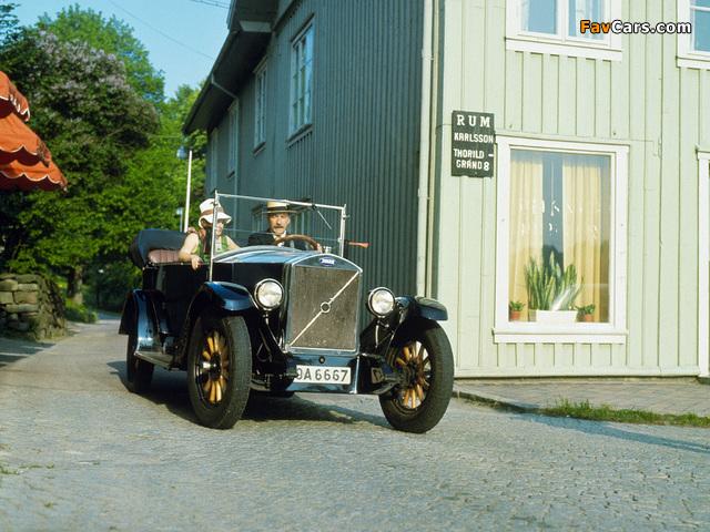 Volvo ÖV4 1927–29 wallpapers (640 x 480)