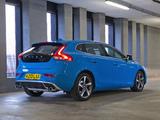 Pictures of Volvo V40 R-Design UK-spec 2013