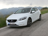 Volvo V40 D2 2012 photos