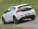 Volvo V40 D2 2012 pictures