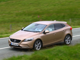 Volvo V40 T4 UK-spec 2012 wallpapers