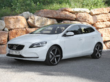 Volvo V40 D2 2012 wallpapers