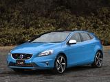 Volvo V40 R-Design JP-spec 2013 images