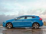 Volvo V40 R-Design UK-spec 2013 pictures