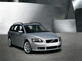 Images of Volvo V50 T5 2005–07
